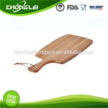 Customize Quality Assured Factory Price Wooden Cutting Board For Varnish