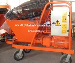 Plastering machine video/india wall plastering machine/wall plastering machine price