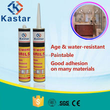 Kastar new product Floor tile nail liquid sealant with ISO9001 approved