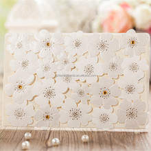 Selling Best Fashion Beautiful Flower Greeting Card