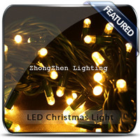 wholesale christmas led double-color string lights