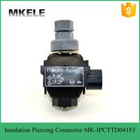 MK-IPCTTD041FJ Insulation piercing connector ,IPC connector ,insulated piercing clamp For Street Lighting