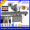 Full automatic plastic bag labeling machine,bag labeling machine,label applicators for bags