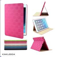 Kaku professional flip leather smart cover for android tablet hard case