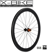 New product tubular carbon road wheelset,cycling wheelset for sale