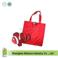 Tropical Fish Foldable Eco Reusable Shopping Bags 38cm x58cm Bags