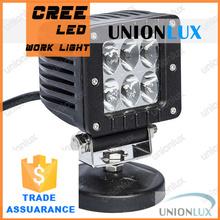 IP 67 led lamp 24w led work light for cars UX-WL4CR-FL24W/A