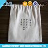 2015 cheap fashion custom calico cotton bag drawstring/black cotton drawstring bag