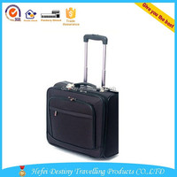 excellent factory maker 1680D black waterproof military luggage