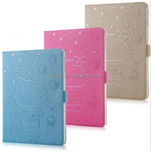 New Product Leather Smart Cover for iPad Air case