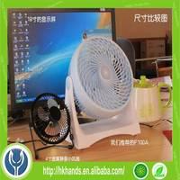 2015 portable fan USB mini security desk fan