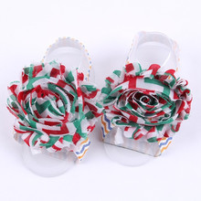 Hot sale new style wholesale multicolor flower baby hair band