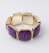 European and American fashion symbol turquoise bracelets & bracelets JJL003