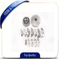11smnpb30 machining parts with the most stringent quality inspection
