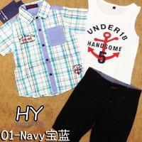 boys fashion dress clothes/apparel korea wholesale clothing