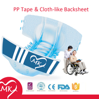 China diaper supplier cheap custom pe film adult baby diaper stories diapers wholesale