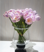 2015 Factory direct fake giant plastic flower decorations