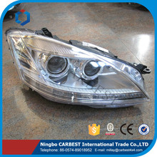 High Quality AMG Style Led Car Head Lamp for Mercedes BENS W221 S350 2012