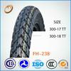motorcycle parts motorcycle tyre 300-18 motorcycle tire supplier