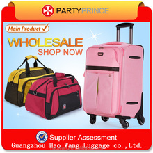 Guangdong Wholesale Cute Luggage Sets Stock Factory Price Soft Luggage Case
