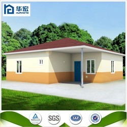 2015 Hot Sale professional china feber cement board house exporter