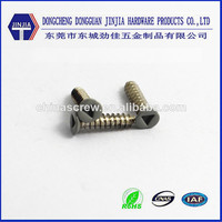 Chine screw manufacturer decorative screw fasteners