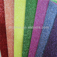 China Glitter Paper for Christmas