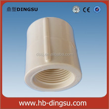 PVC Female Coupling Hydraulic Quick Disconnect Fittings