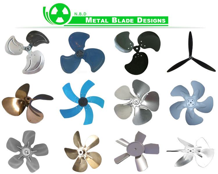 Electric Motor Plastic Fan Blade : Plastic fan parts electric motor blade