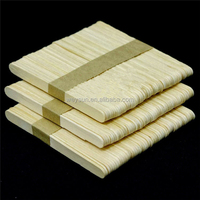 5000pcs wooden Color Popsicle Stick Ice Cream Cake DIY HandiCraft Art Kid DHL Freeshipping
