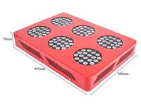 wholesale upgraded 108x3w led grow light 2015 for medical plant growing light