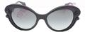 Ojo de gato de vasos, las mujeres gafas, nombre de marca de gafas de sol