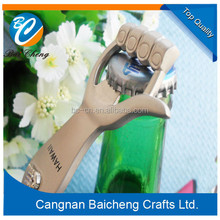 design your own bottle opener with your own pictures and slogan for your company and brand in best quality and quotation for you