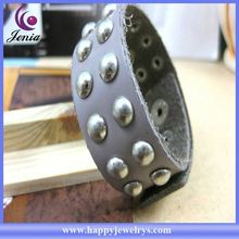 New exclusive style high quality cheap price leather bracelets for girls BSL0031-4