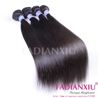 2016 product luxury top quality cut from girls indian hair style for long hair