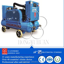 2015 mobile air compressor for sale electric power screw air compressor for sale