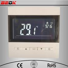 TOL40-EP control thermostat digital underfloor heating 5+1+1 program thermostat