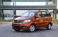 7 seats 1.5L manual passenger sedan car MPV