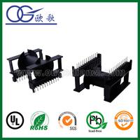 ETD59 horizontal copper coil electronic parts bobbin