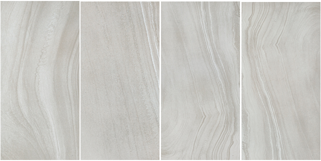 Grey sandstone tile bathroom yist2103 - Panneau imitation carrelage ...