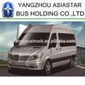 yangzhou nueva asiastar euris mini van monovolumen de autobús