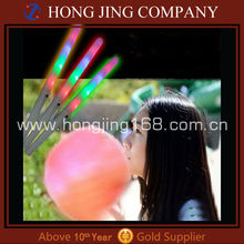 Flashing stick for candy floss and LED cotton candy stick and LED stick