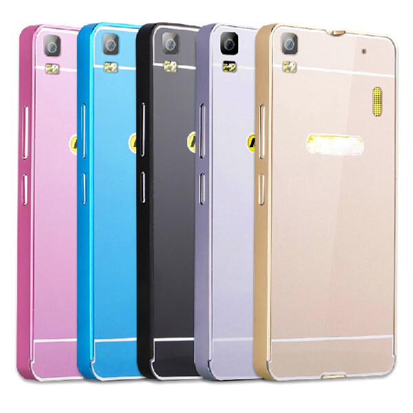 ... K3 Note Case, Aluminum Metal Bumper Case For Lenovo K3 Note Back Cover