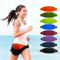 outdoor waterproof sport waist bag fashion nylon hiking bag