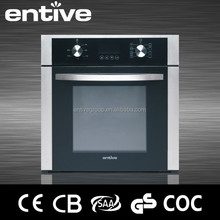 home use built in electric combi oven