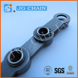 High Quality Slat Top Conveyor Chain for Cotton Card