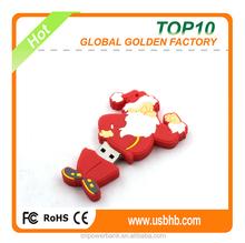 gold bullion prices Chrismas the Santa Clause flash drive