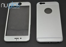 Hot new product all body fully covered plastic pc protective film for iPhone 6