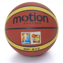 SIZE 7 rubber basketball balls