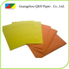 2015 High quality wholesale 210gsm color leather grain paper